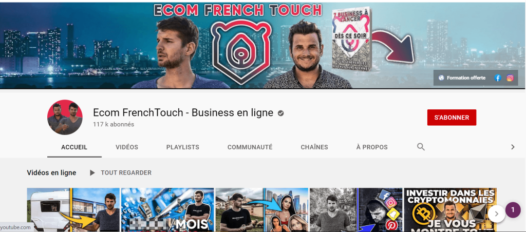ecom french touch avis youtube (1)